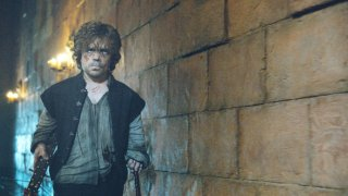 Il trono di spade: Peter Dinklage in un momento dell'episodio The Children