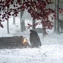 Il trono di spade: Kit Harington in una scena di The Children