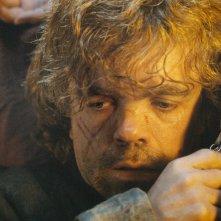 Il trono di spade: Peter Dinklage nell'episodio The Children