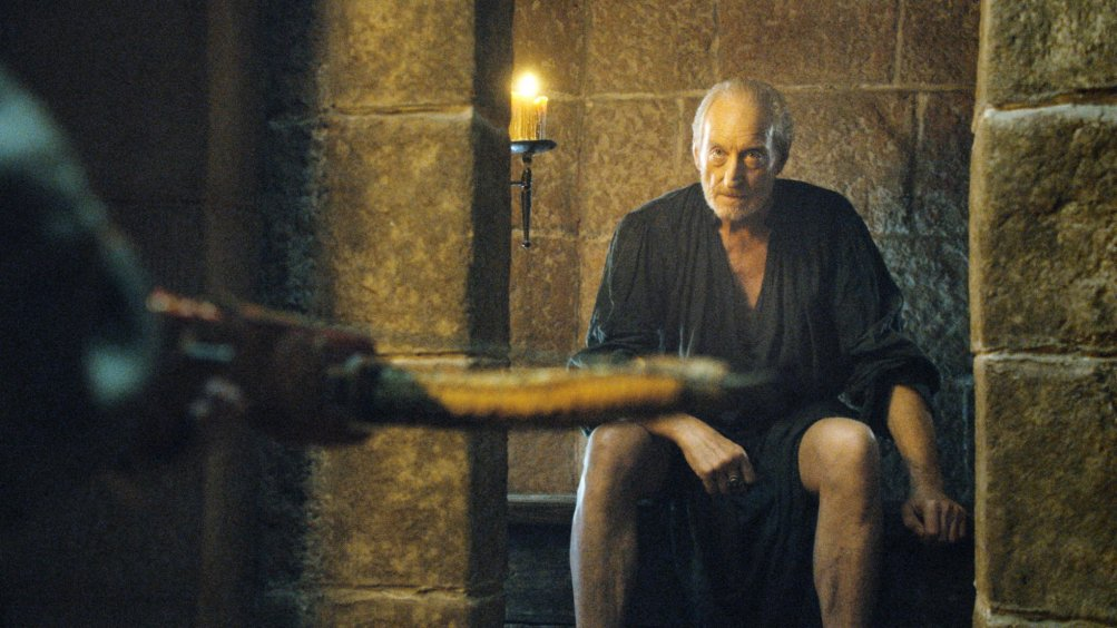 Il trono di spade: Charles Dance nell'episodio The Children