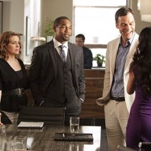 Mistresses: Alyssa Milano, Jason George e Rudolf Martin in Boundaries