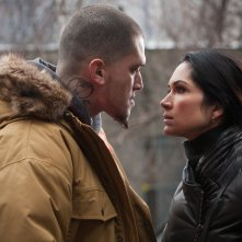 Power: Lela Loren e Vicnius Machado in una scena