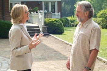 Big Wedding: Diane Keaton con Robert De Niro in una scena del film