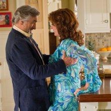 Big Wedding: Robert De Niro con la 'sua' Bebe in una scena del film