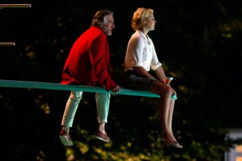 Big Wedding: Katherine Heigl e Robert De Niro in una scena del film