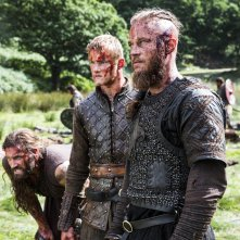 Vikings: Travis Fimmel nell'episodio Answers in Blood