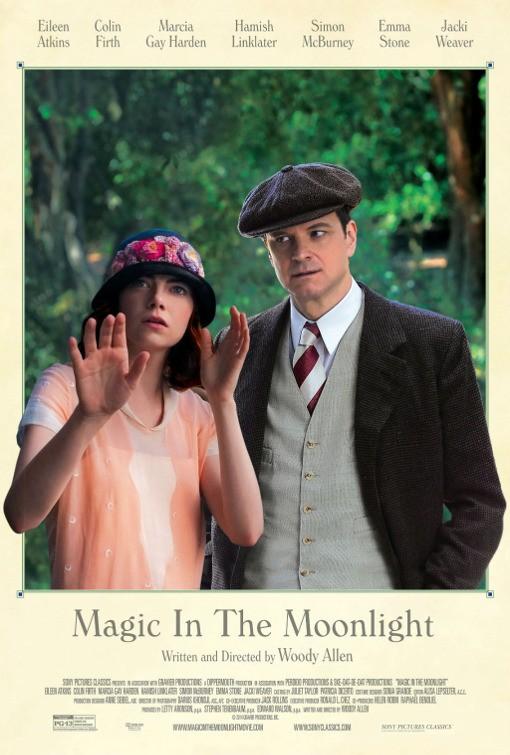 Locandina di Magic In The Moonlight