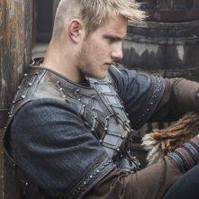 Vikings: Alexander Ludwig nell'episodio Boneless