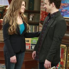 Girl Meets World: Danielle Fishel, Ben Savage nel primo episodio della serie
