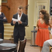 Melissa & Joey: Faith Prince, Jospeh Lawrence e Melissa Joan Hart nell'episodio At Last
