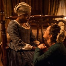 TURN: idara victor e Heather Lins nell'episodio Epiphany