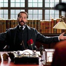 Mr. Selfridge: Jeremy Piven nel primo episodio della serie