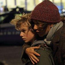 Il ragazzo invisibile: Ludovico Girardello con Valeria Golino in una scena del film