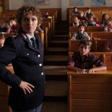 Il ragazzo invisibile: Valeria Golino è Giovanna in una scena del film