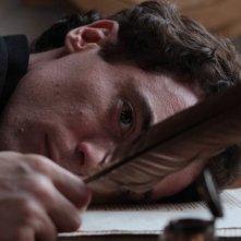Il giovane favoloso: Elio Germano nei panni di Giacomo Leopardi nella prima immagine del film