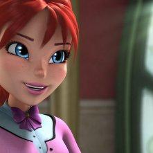 Winx Club - Il mistero degli abissi: Bloom in una scena del film animato