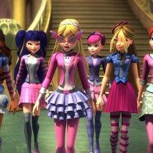 Winx Club - Il Mistero degli Abissi: una delle prime immagini del film animato
