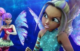 Winx Club - Il mistero degli abissi: una colorata immagine tratta dal film