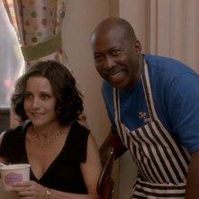 Veep: Julia Louis-Dreyfus nell'episodio Frozen Yoghurt