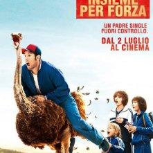 Insieme per forza: il character poster italiano di Adam Sandler