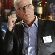 CSI: Ted Danson nell'episodio Helpless