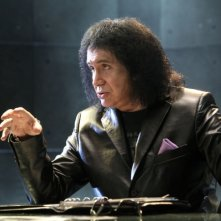 CSI: Gene Simmons nell'episodio Long Ride Home