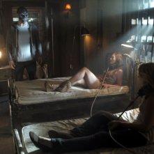 CSI: una scena dell'episodio Giochi infernali. 2a parte