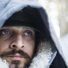 Torneranno i prati: Claudio Santamaria in una scena del film