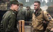 Fury: Brad Pitt nel trailer