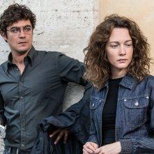 Un ragazzo d'oro: Riccardo Scamarcio e Cristiana Capotondi in una scena del film
