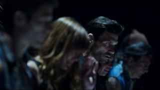 Anarchia - La notte del giudizio: Frank Grillo in una drammatica scena del film