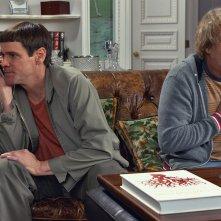 Dumb and Dumber To: Jim Carrey e Jeff Daniels in una buffa scena