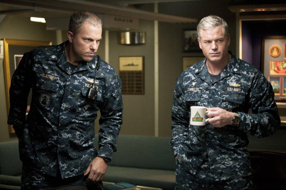 The Last Ship: una scena di Dead Reckoning con Eric Dane