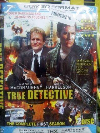 True Detective, l'esilarante cover bootleg del DVD