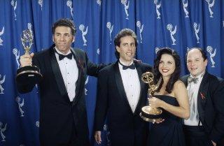 Seinfeld: il cast premiato agli Emmy