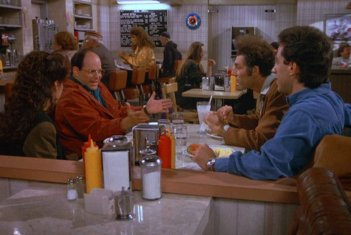 Seinfeld: una scena dell'episodio The Contest