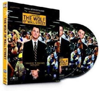 La cover della Steelbook di The Wolf of Wall Street