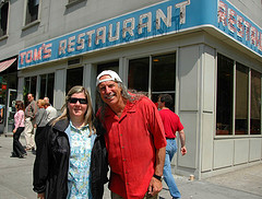 Seinfeld: Kenny Kramer e il Tom's Restaurant
