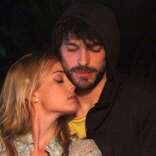 L'estate sta finendo: Nathalie Rapti Gomez e Fabio Ghidoni sono Giulia e Davide in una scena del film