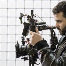 Perez.: il regista Edoardo De Angelis sul set