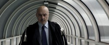 Perez.: Luca Zingaretti in una scena del film