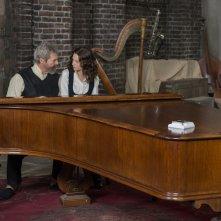 The Giver - Il mondo di Jonas: Jeff Bridges e Taylor Swift al pianoforte