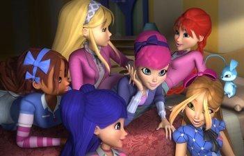 Winx Club - Il mistero degli abissi: una scena del film d'animazione