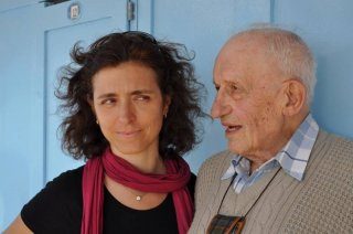 Non lo so ancora: Fabiana Sargentini e Morando Morandini in una foto promozionale