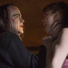 Penny Dreadful: Rory Kinnear e Hannah Tointon nell'episodio Grand Guignol