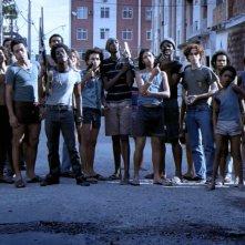 City of God: un'immagine del cast