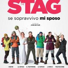 Locandina di The Stag - Se sopravvivo mi sposo