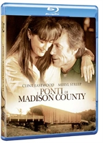 La cover del blu-ray de I ponti di Madison County