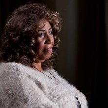 Muscle Shoals - Dove nascono le leggende: Aretha Franklin in una scena del documentario