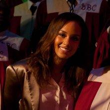 Alicia Keys in una scena del documentario Muscle Shoals - Dove nascono le leggende